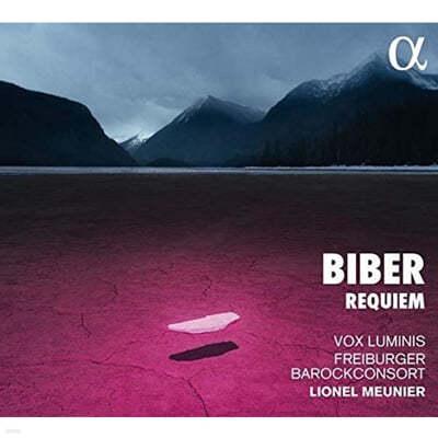 Lionel Meunier 하인리히 비버: 레퀴엠 (Heinrich Ignaz Biber: Requiem)