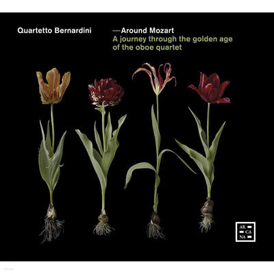 Quartetto Bernardini 모차르트: 오보에 사중주 외 (Mozart: Quartet in F Major K.370 / 368b)