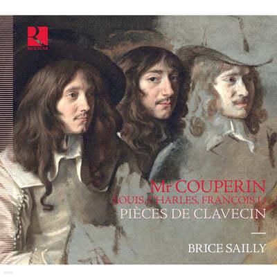 Brice Sailly 쿠프랭: 하프시코드 작품집 (Couperin: Harpsichord Works)