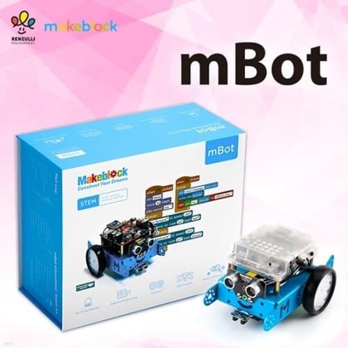 엠봇 mBot 소프트웨어 교육용 코딩로봇