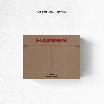 헤이즈 (Heize) - 미니앨범 7집 : HAPPEN