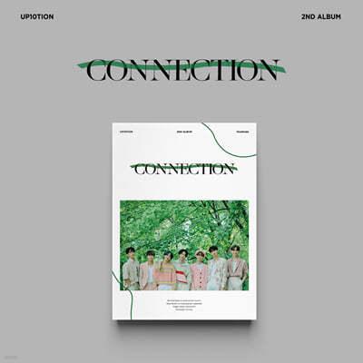 업텐션 (UP10TION) 2집 - CONNECTION [illuminate ver.]