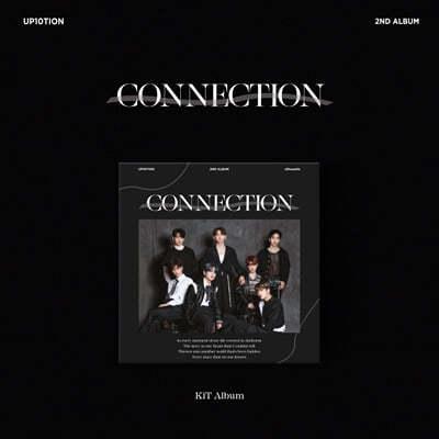 업텐션 (UP10TION) 2집 - CONNECTION [키트앨범]
