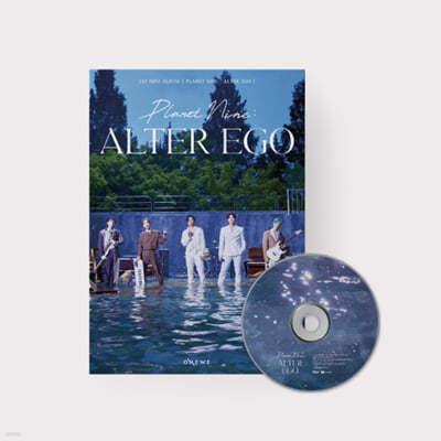 원위 (ONEWE) - 미니앨범 1집 : Planet Nine : Alter Ego
