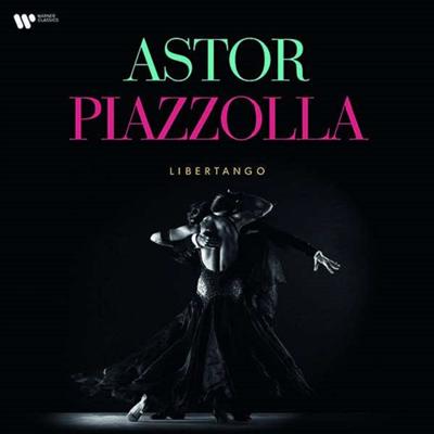 피아졸라 베스트 (Libertango - Best of Piazzolla) (180g)(LP) - 여러 아티스트