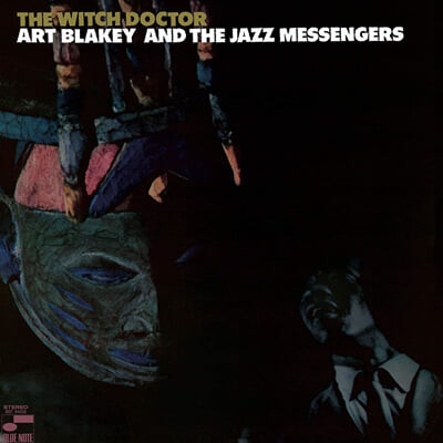 Art Blakey & The Jazz Messengers (아트 블레이키 앤 재즈 메신저스) - The Witch Doctor [LP]