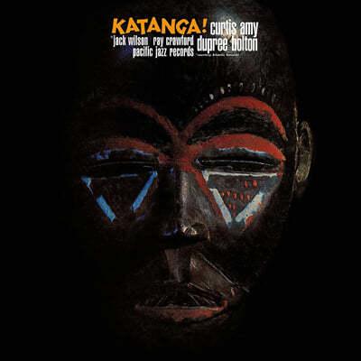 Curtis Amy / Dupree Bolton (커티스 에이미 / 듀프리 볼튼) - Katanga! [LP]