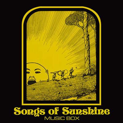 Music Box (뮤직 박스) - Songs Of Sunshine