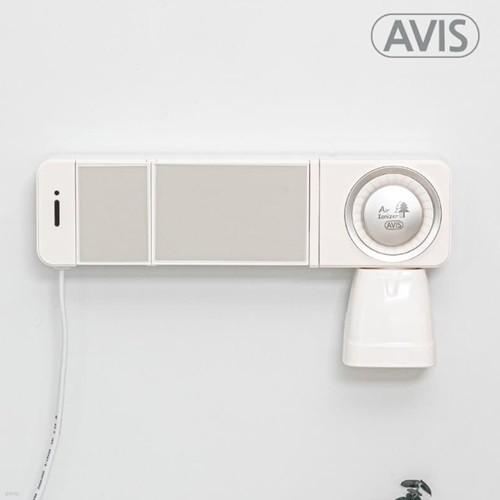 [아비스] 음이온 공기청정 칫솔살균기 AV-02W
