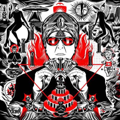 Devo's Gerald V. Casale (디보 / 제랄드 카살레) - Jihad Jerry & The Evildoers
