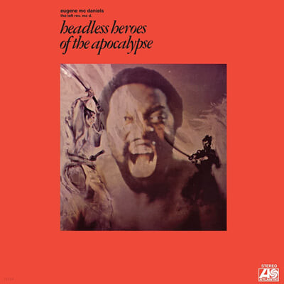 Eugene McDaniels (유진 맥다니엘) - Headless Heroes of the Apocalypse [퍼플 컬러 LP]