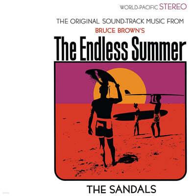 파도 속으로 영화음악 (The Endless Summer OST by The Sandals) [울트라 바이올렛 컬러 LP]