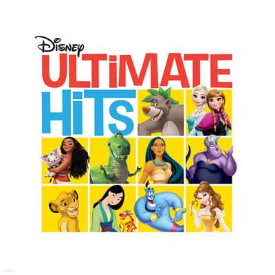 디즈니 명곡 모음 1집 (Disney Ultimate Hits) [LP]