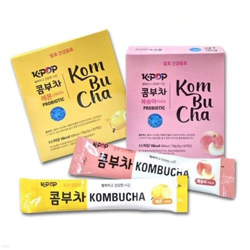 K.POP 케이팝 콤부차 (5g) 맛있고 건강한 차