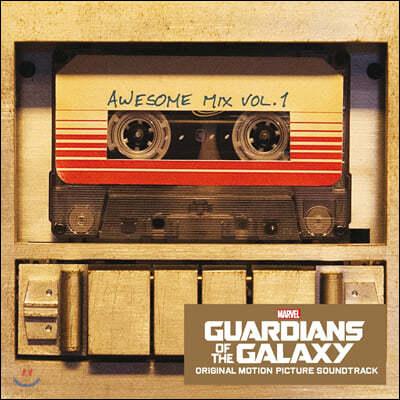 가디언즈 오브 갤럭시 1편 영화음악 (Guardians Of The Galaxy OST : Awesome Mix Vol. 1) [LP]