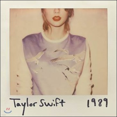 Taylor Swift - 1989 (Standard Edition)