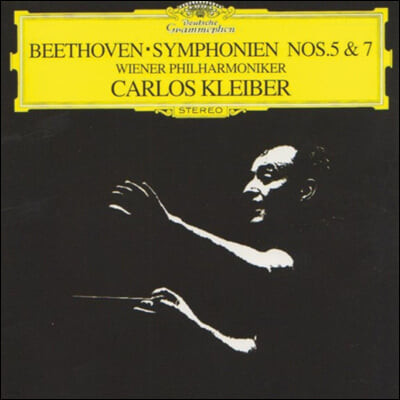 Carlos Kleiber 베토벤 : 교향곡 5번 `운명`, 7번 - 카를로스 클라이버 (Beethoven: Symphony No.5 & 7)