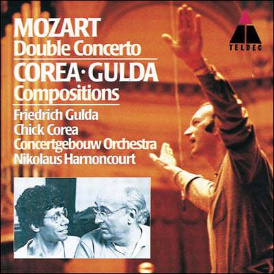 Fridrich Gulda / Chick Corea 모차르트: 피아노 협주곡 10번 - 칙 코리아, 프리드리히 굴다 (Moart: 2 Piano Concerto K. 365)