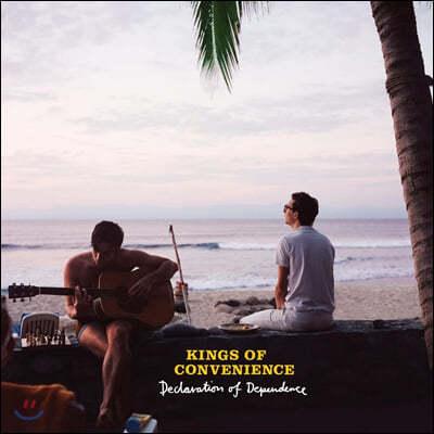 Kings Of Convenience (킹스 오브 컨비니언스) - 3집 Declaration Of Dependence [LP]