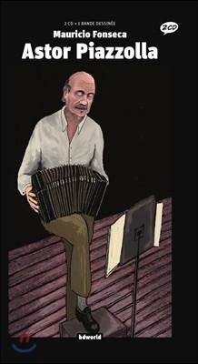 일러스트로 만나는 아스토르 피아졸라 (Astor Piazzolla Illustrated by Mauricio Fonseca)