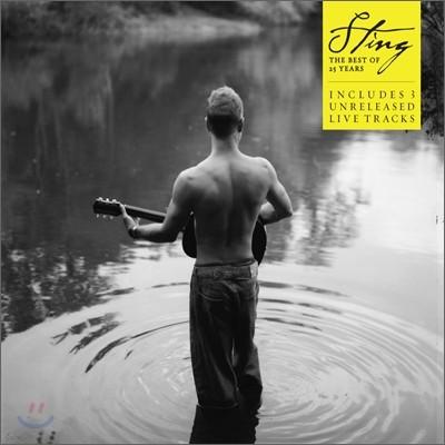Sting - The Best Of 25 Years (스팅 솔로 데뷔 25주년 기념 앨범)