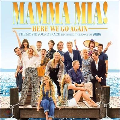 맘마미아! 2 영화음악 (Mamma Mia! Here We Go Again OST) [2LP]