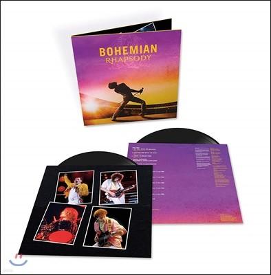 보헤미안 랩소디 영화음악 (Queen - Bohemian Rhapsody OST Vinyl) [2LP]