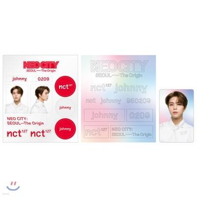 NCT 127 [NEO CITY : SEOUL - The Origin]- Fanlight Deco