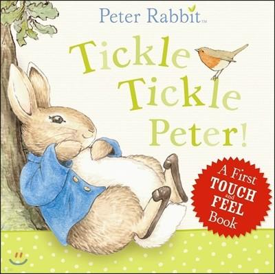피터 래빗 촉감책 Peter Rabbit : Tickle Tickle Peter!