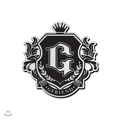 gfriend official goods badge no 7 1st concert yes24 gfriend official goods badge no 7