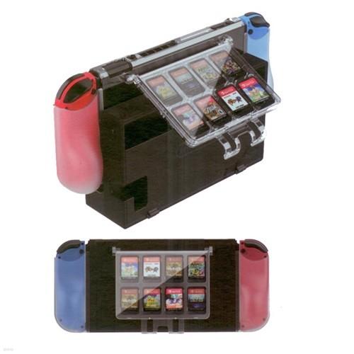 SWITCH 다용도 게임카드 수납 8형 TPU 케이스 / 닌텐도스위치