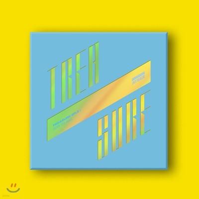 에이티즈 (ATEEZ) - 미니앨범 3집 : TREASURE EP.3 : One To All [WAVE ver.]