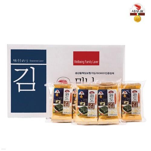 새우표 소문난 완도김(BS-10) 2g x 240봉