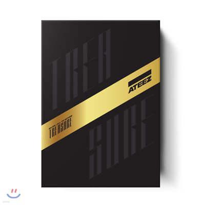 에이티즈 (ATEEZ) 1집 - TREASURE EP.FIN : All To Action [A ver.]