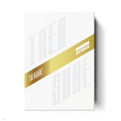 에이티즈 (ATEEZ) 1집 - TREASURE EP.FIN : All To Action [Z ver.]