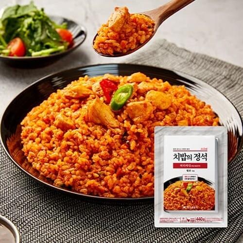 [헬스앤뷰티] 치밥의정석 허리케인 1봉(2개입)