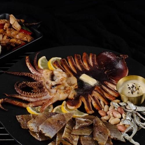 [경덕농수산]바다로운 반건조 오징어 특대 1.9kg