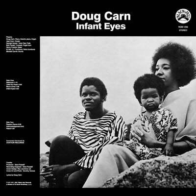 Doug Carn (더그 칸) - Infant Eyes
