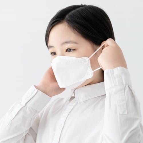 KF94 마스크 5매입 (중형/화이트)