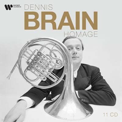 데니스 브레인 탄생 100주년 헌정 앨범 (Dennis Brain - Homage)